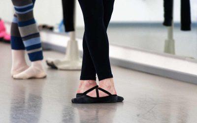 Ballett Workshop am 23.10.2021