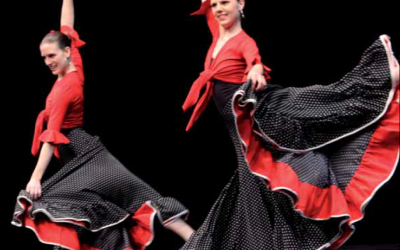 Flamenco-Workshop für Anfänger 28.10. – 16.12.20 mit La Silva
