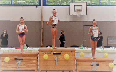 Unsere Schülerin Polina Starikova hat gewonnen!